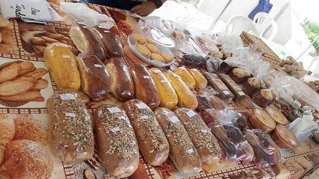 Vindos da agricultura familiar, bolos artesanais fazem sucesso no Armazém do Campo