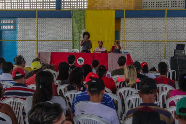 Sem Terra discutem questão fundiária no extremo sul da Bahia