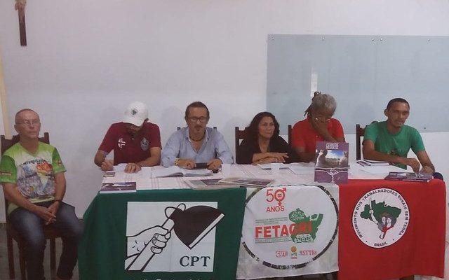 Contra grilagem, entidades pedem que governador do Pará vete Lei de Terras