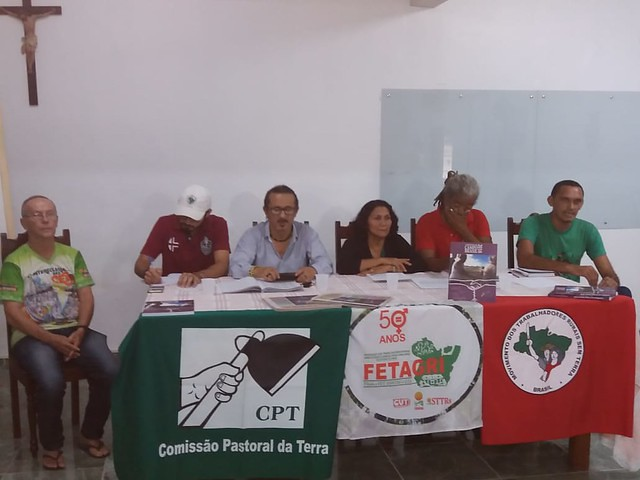 entidades pedem que governador do Pará vete Lei de Terras