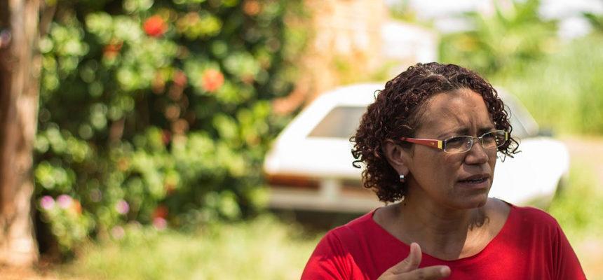 """""""Não se faz agroecologia em vaso de apartamento"""", diz Kelli Mafort, do MST"""