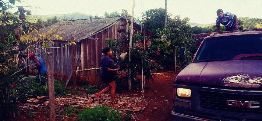 Acampamento no Baixo Sul da Bahia sofre a sua terceira reintegração de posse