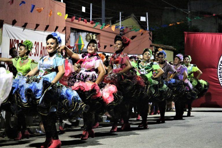 Festivais juninos da Reforma Agrária tomam conta do Ceará