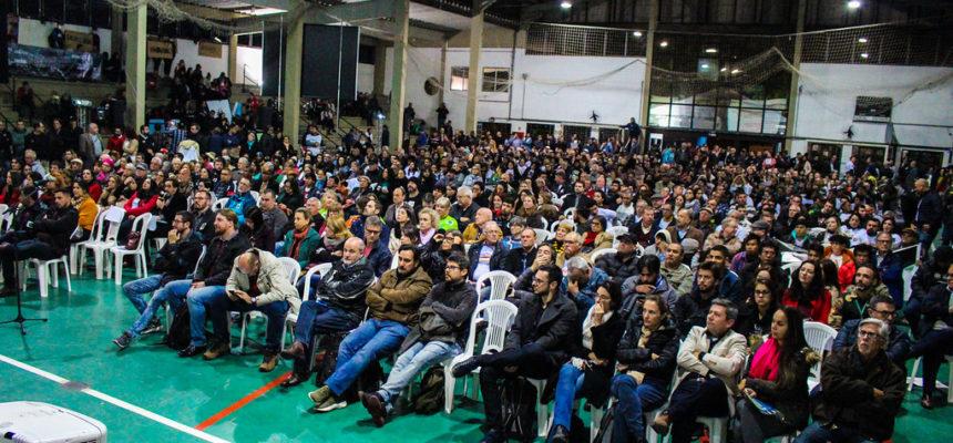 Audiência reforça posição contrária da população gaúcha à Mina Guaíba
