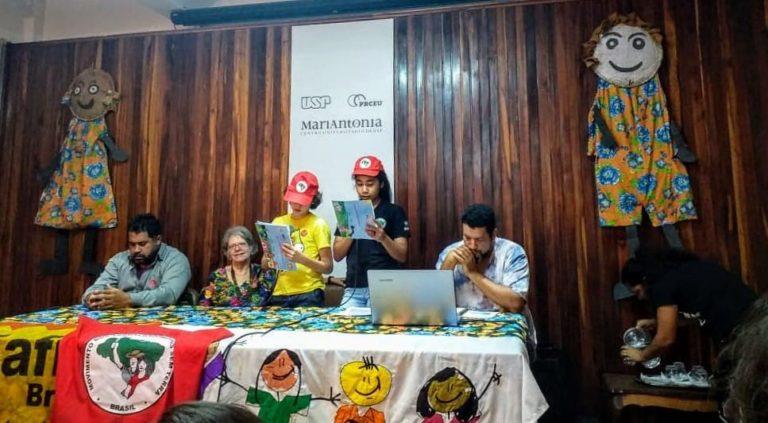Movimentos realizam ato em defesa dos direitos e da educação em SP