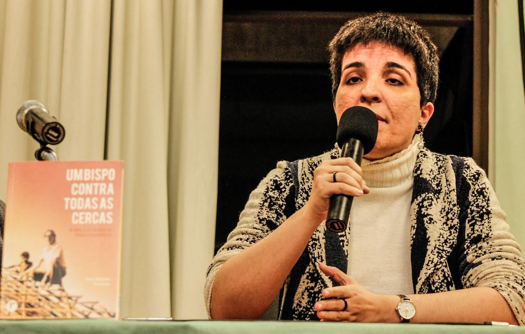 Jornalista Ana Helena Tavares, autora do livro. Foto Leandro Molina..jpg