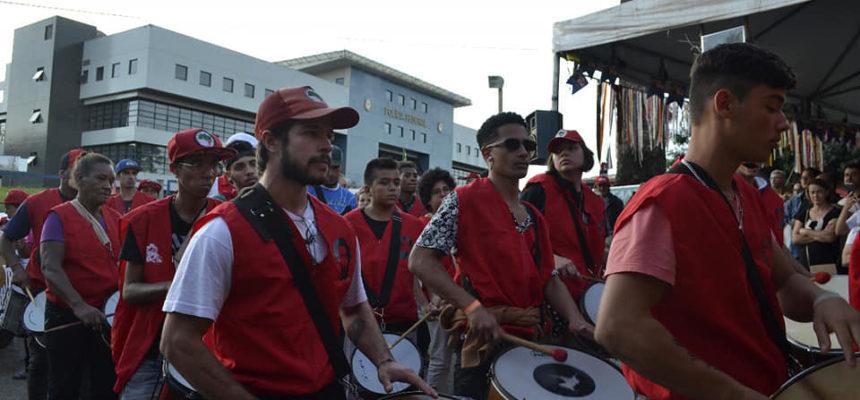 MST realiza 2º Curso de Música Popular com foco em batucada e violão, no Paraná