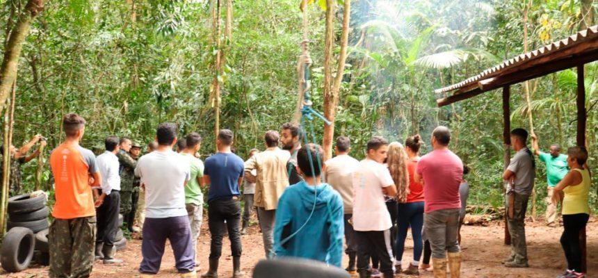 Comunidade tradicional caiçara denuncia ameaça de demolição  no Vale do Ribeira