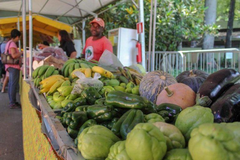 Armazém do Campo recebe feira de orgânicos em BH