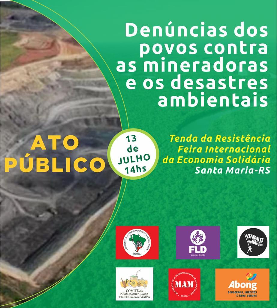 Ato Público contra a mineração na Feicoop.jpeg