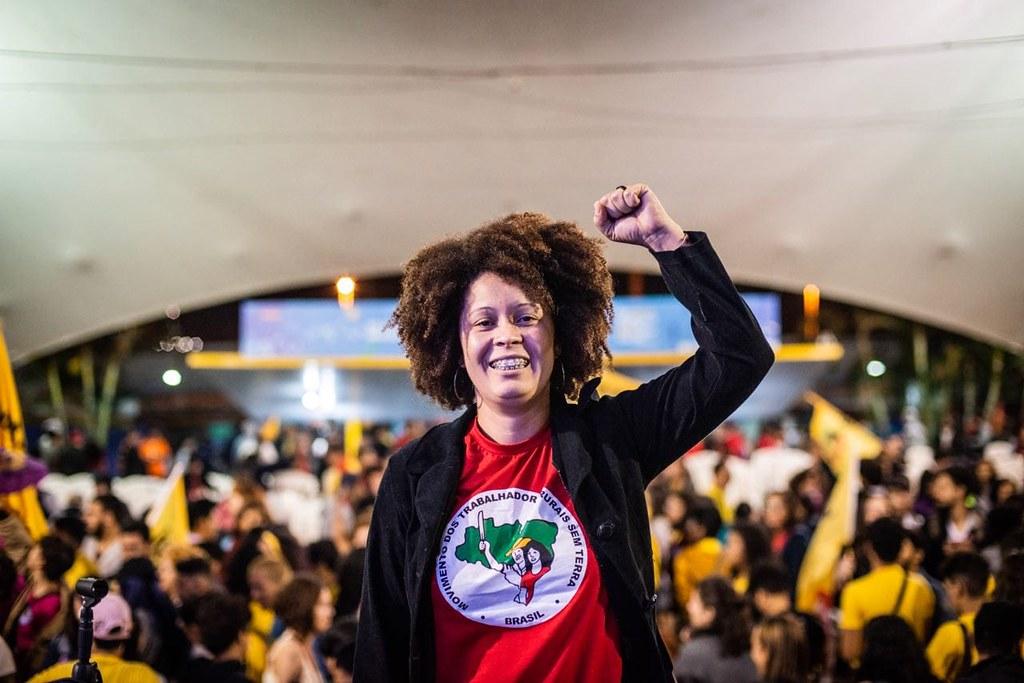 """Nada e ninguém vai nos impedir de lutar__, diz Fabíola Amaro. Foto_Matheus Alves.jpeg"