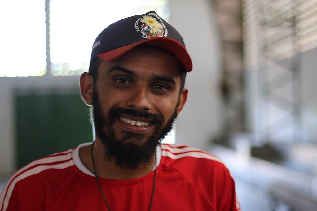 Paulo de Lima é integrante da PJR. Foto_Matheus Alves.jpeg