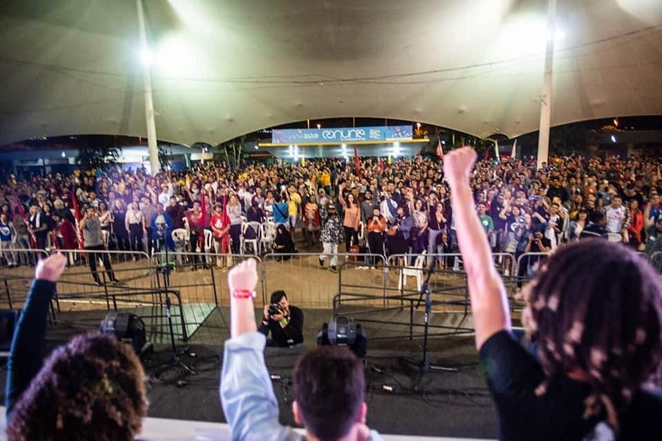 Conune rénue delegados dos quatro cantos do país na luta contra os retrocessos e por educação. Foto_Matheus Alves.jpg