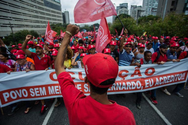 Confira nota sobre prisões politicas de membros de movimentos por moradia