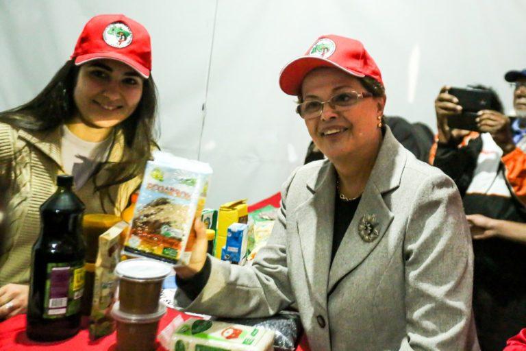 Dilma Rousseff manifesta apoio à 18ª Jornada de Agroecologia