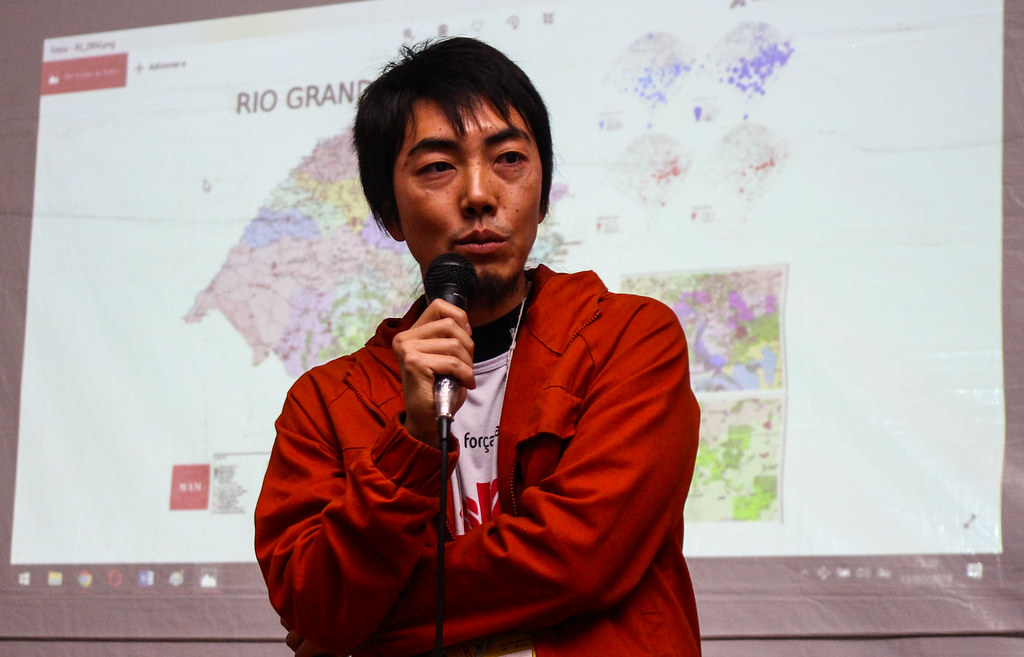Hélio Sato, assessor técnico da Cáritas Brasileira - Regional MG; -Foto - Catiana de Medeiros.jpg
