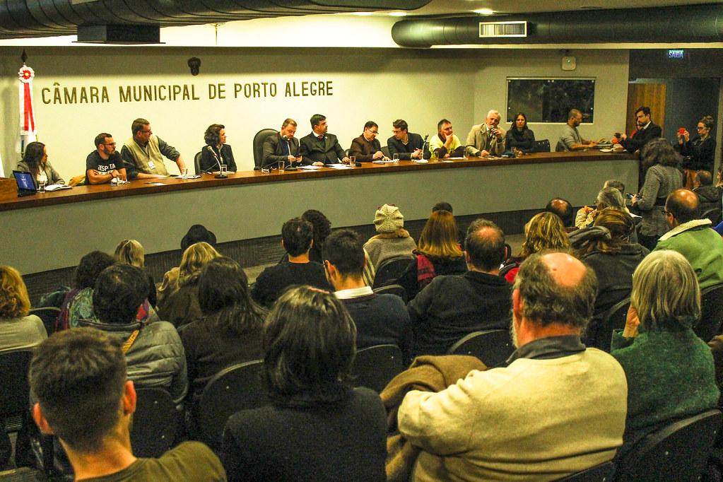 Evento foi realizado pela Comissão de Saúde e Meio Ambiente (Cosmam). Foto - Catiana de Medeiros.jpg