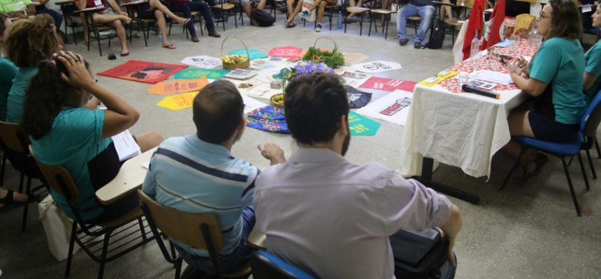 Curso promove encontro de povos contra os agrotóxicos no Mato Grosso