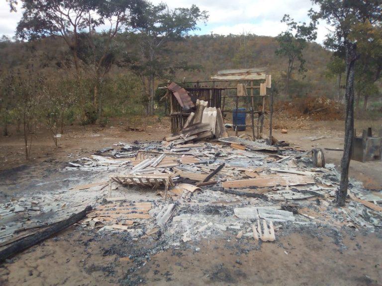 acampamento do MST é atacado no Norte de Minas