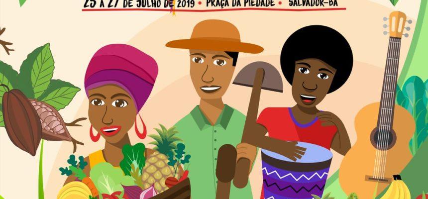 Em Salvador, MST promove 5ª Feira estadual da Reforma Agrária