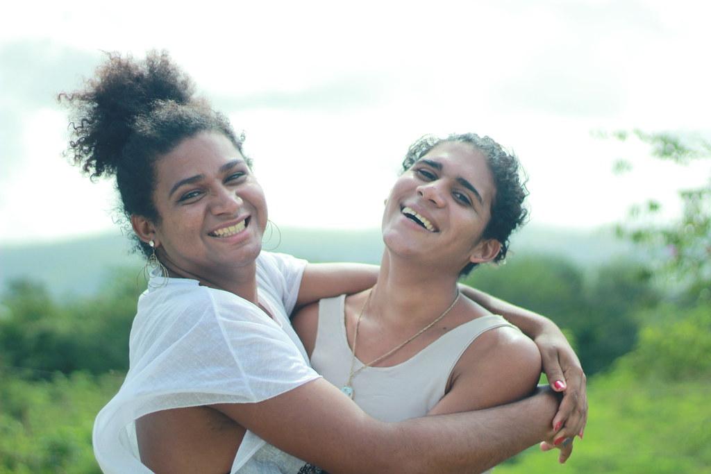 Elas relatam que a participação na luta é fundamental. Foto_Sarah Teodósio.JPG