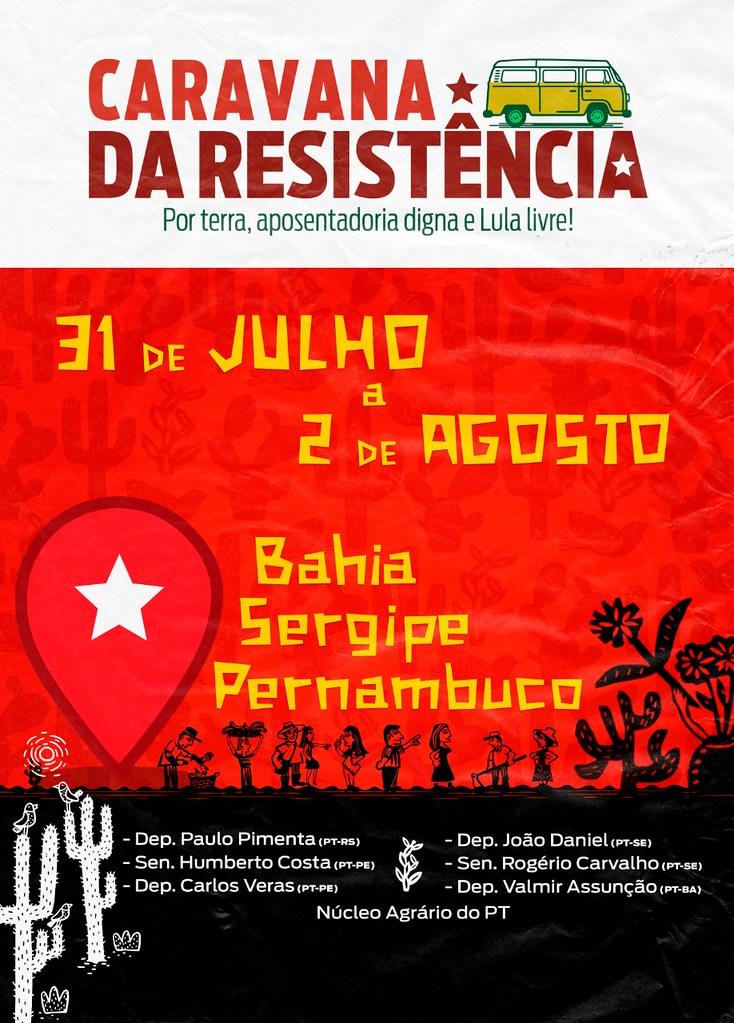 Sergipe e Pernambuco