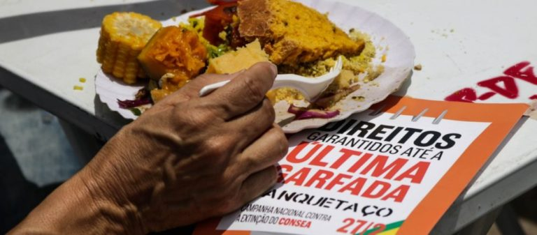 Banquetaço em apoio à Feira Nacional da Reforma Agrária será realizado neste domingo