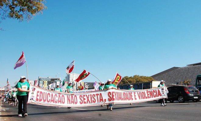 Marcha das Margaridas 2019 na luta pela mulheres do país
