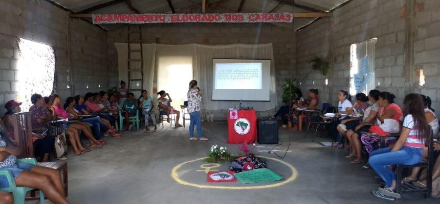 Em Alagoas, mulheres Sem Terra se preparam para o Encontro Nacional