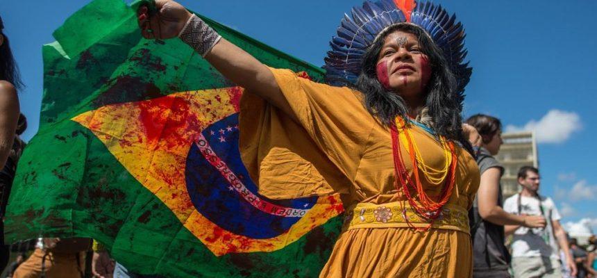 Mulheres indígenas e camponesas se unem para a maior ação feminina da América Latina