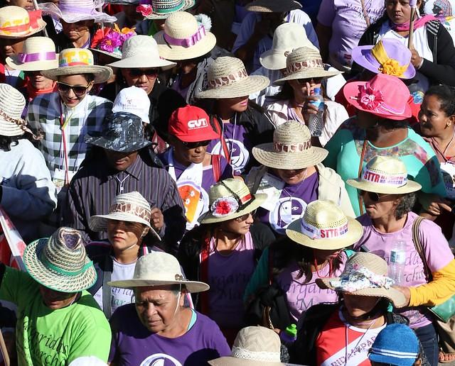 Quem são as mulheres que participarão da Marcha das Margaridas
