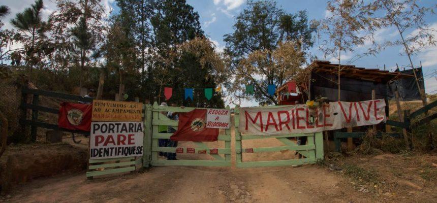 Juíza determina despejo do acampamento Marielle Vive!, em Valinhos