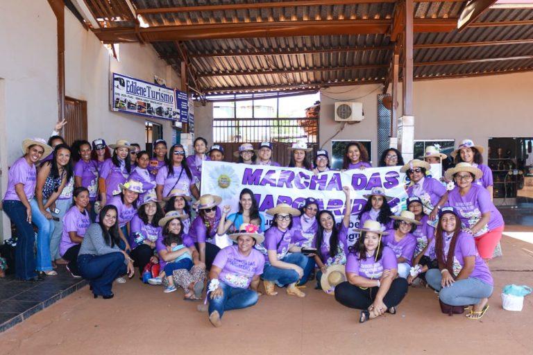 Mulheres Sem Terra do Maranhão se unem à Marcha das Margaridas