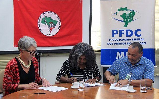 MST e Ministério Público firmam acordo para fortalecer atuação contra a violência
