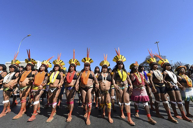 [114] Indígenas - Foto: Evaristo Sá-AFP.jpeg