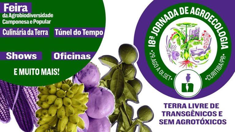 A Jornada de Agroecologia precisa de você