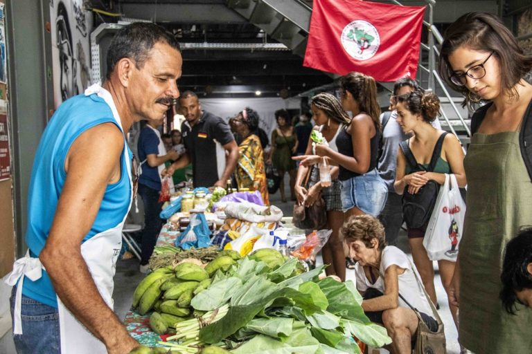 Espaço da Terra Crioula completa 2 anos no centro do Rio de Janeiro