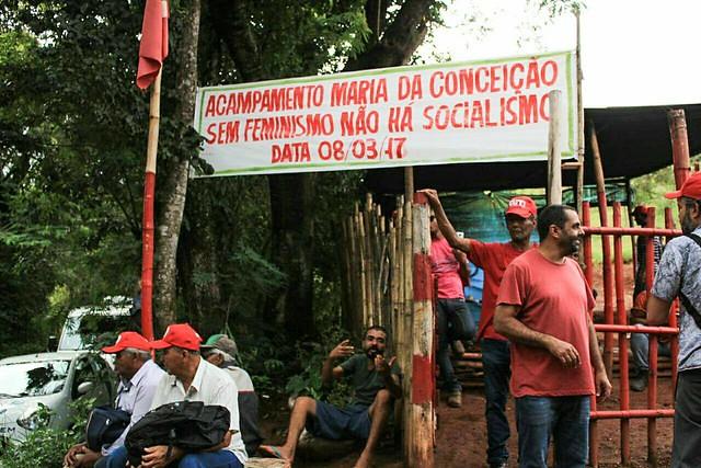 [130] Acampamento Maria da Conceição foi ocupado pelas mulheres na jornada de lutas do 8 de março no ano passado - Mídia Ninja.jpg