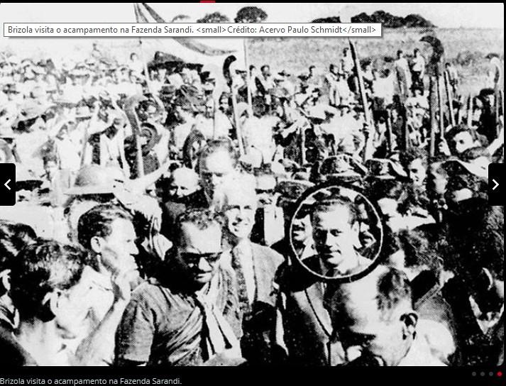 A semente do MST: 40 anos da ocupação Macali e Brilhante