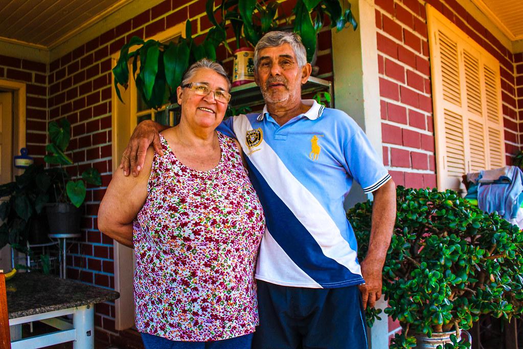 9 - Lucival e Terezinha Brachak, moradores do Assentamento Brilhante, em Ronda Alta. Foto - Catiana de Medeiros.jpg