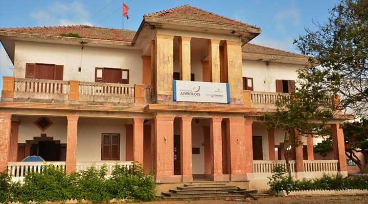 O Centro de Formação Paulo Freire é Patrimônio Popular!