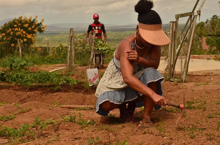 Acampamento da Resistência contra o despejo Centro de Formação Paulo Freire