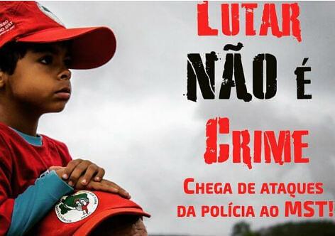 Em nota, o MST se pronuncia sobre prisão de Sem Terra em Goiás