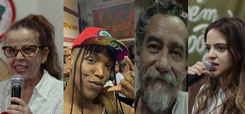 No Rio de Janeiro, artistas comemoram 1 ano de Armazém do Campo