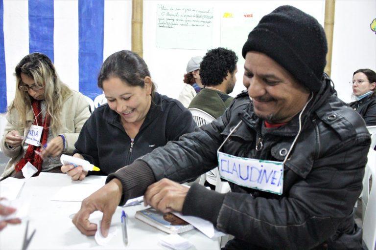 MST do Paraná realiza curso sobre método cubano de alfabetização de jovens e adultos