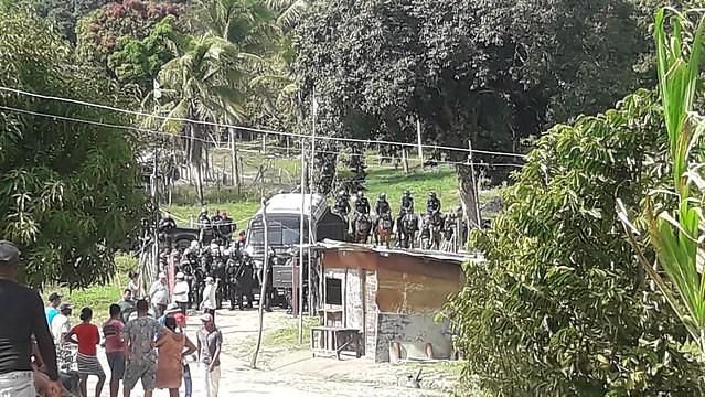 Frente Brasil Popular lança nota em apoio ao assentamento Margarida Alves, em Rondônia