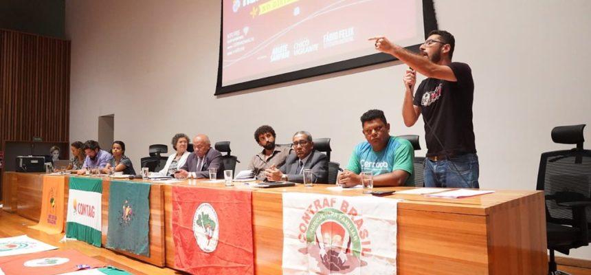 Câmara Legislativa do Distrito Federal  debate a Situação da Reforma Agrária