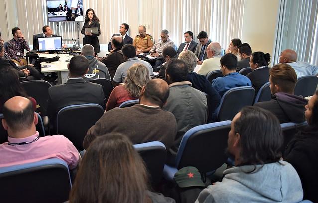 Justiça Federal suspende despejo de comunidade rural de 200 famílias em Castro-PR