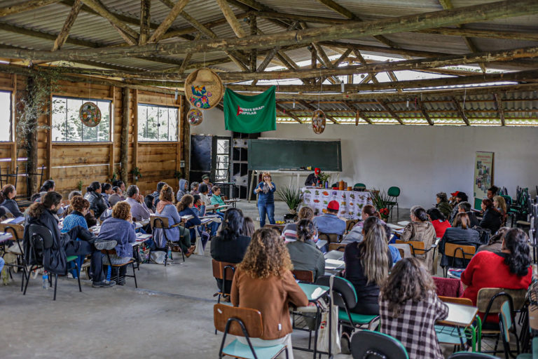 Seminário de saúde reúne militantes para um diálogo sobre saúde mental