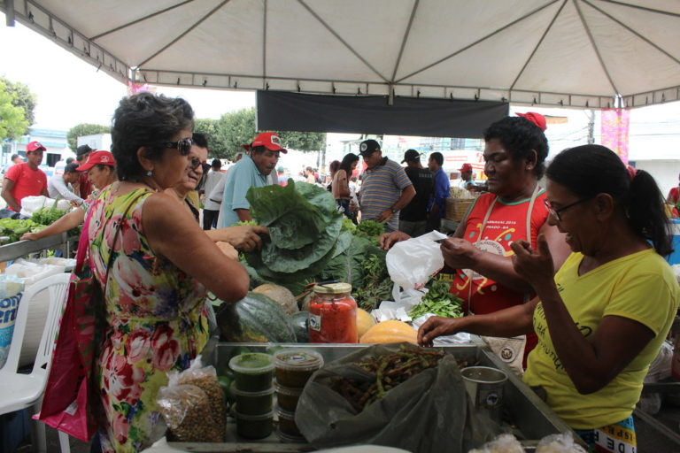 MST realiza no extremo sul da Bahia 1ª Feira Regional de Agroecologia do Brasil